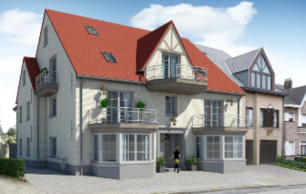 Residentie Bella Vita: nog 1 ruime duplex te huur